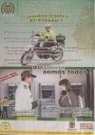 Afiche prevencion contra el fleteo